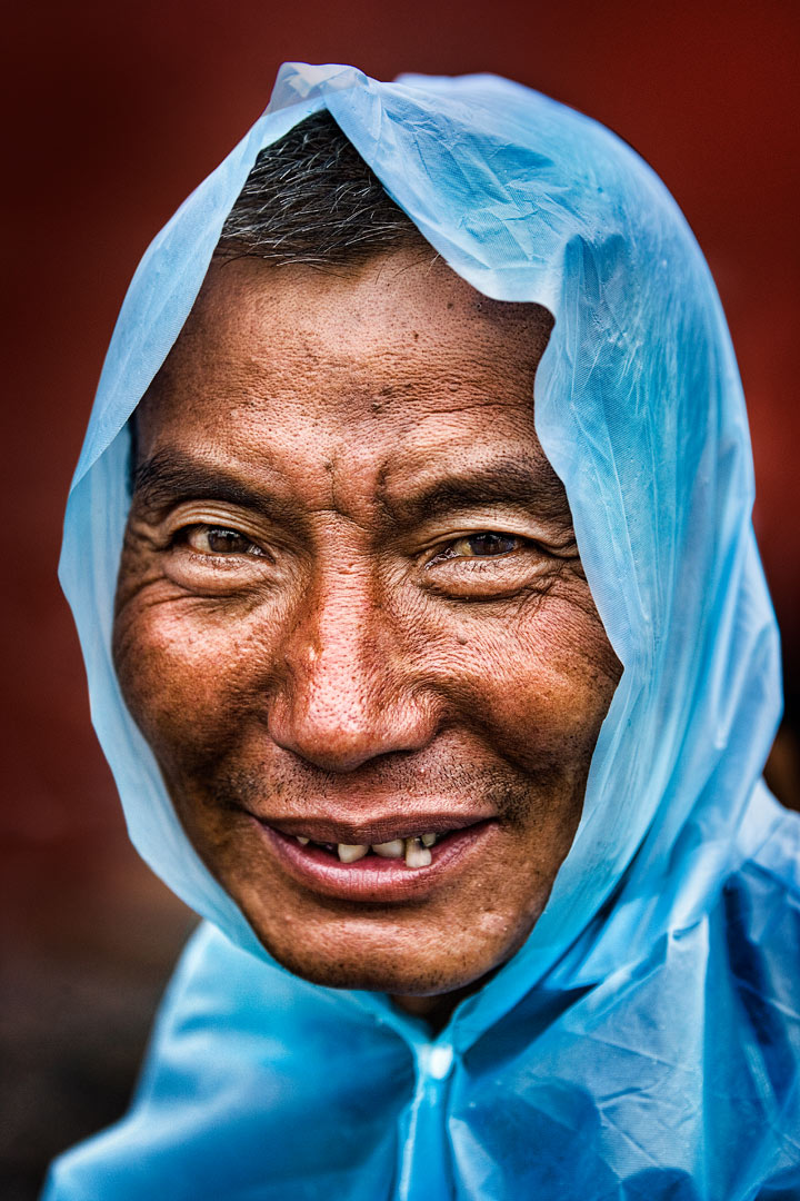 Face of Peking